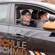 """""""Das ist, was ich will"""" – Christian Schmid hat sich mit seiner Fahrschule einen Lebenstraum erfüllt"""