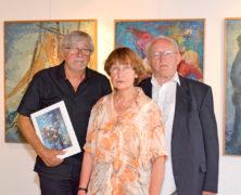 Kunst überdauert – Neue Bilder von Walter John sind in der Galerie John zu sehen