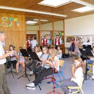 Musik als Kulturgut – Ein musikalisches Projekt, das von der Schule bis in die Blaskapellen wirkt
