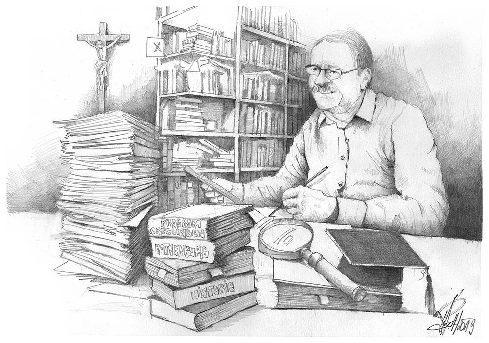 ROTOUR Karikatur