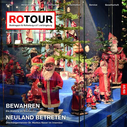 Rotour Umschlag Dezember