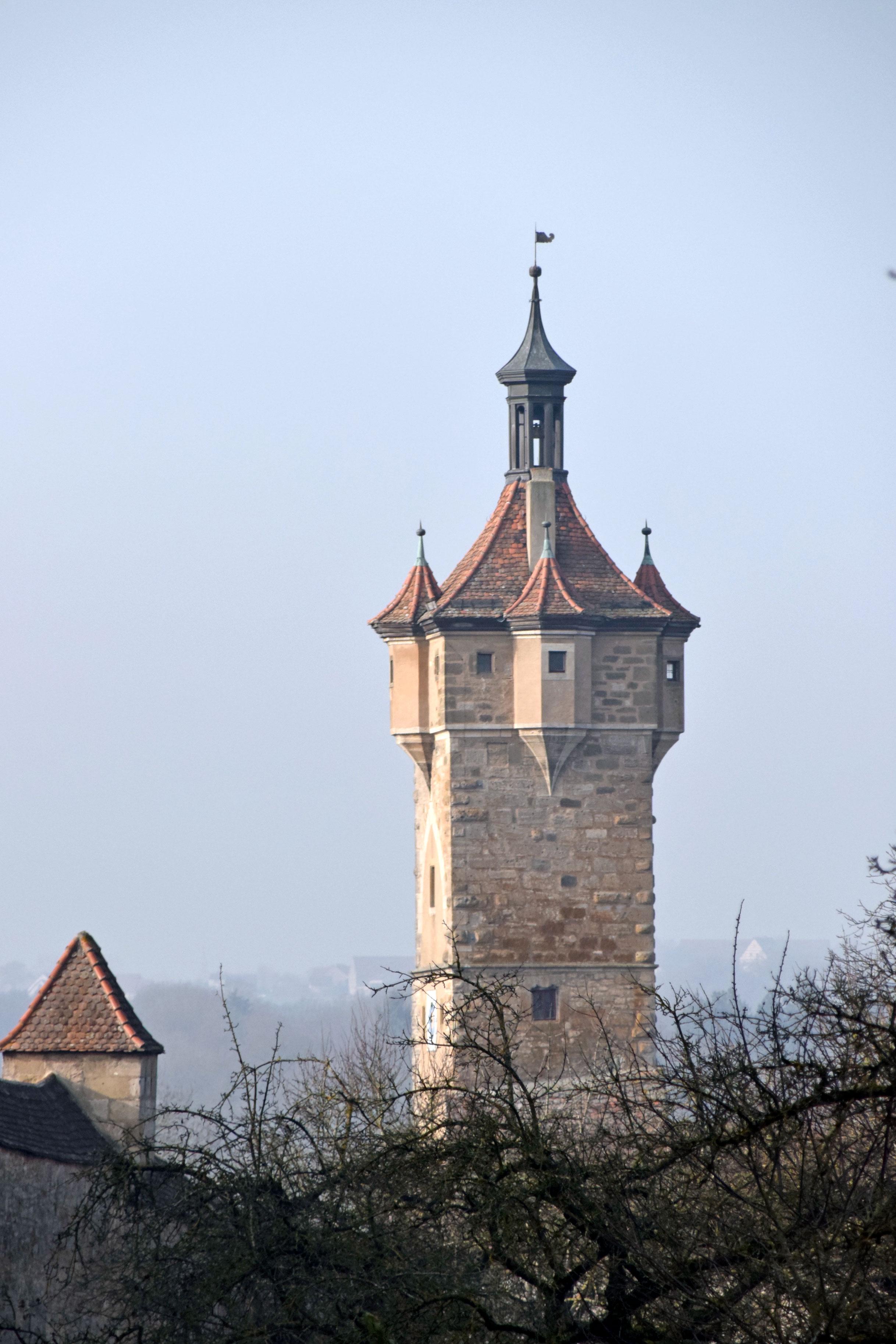Der Turm des Klingentors.  Foto: am