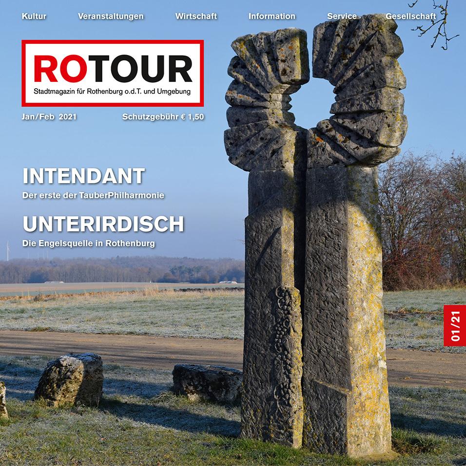 Rotour Umschlag Januar Februar 2021