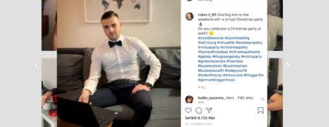 Einfluss auf Instagram