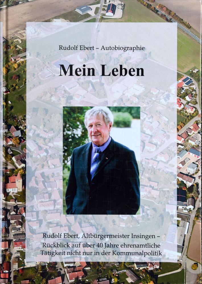 Aktuell ist das Buch von Rudolf Ebert vergriffen. Bei entsprechender Nachfrage gibt es eventuell eine Zweitauflage.