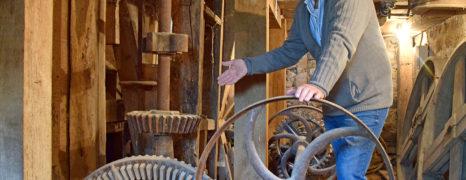 Burgherr oder Mühlenbesitzer