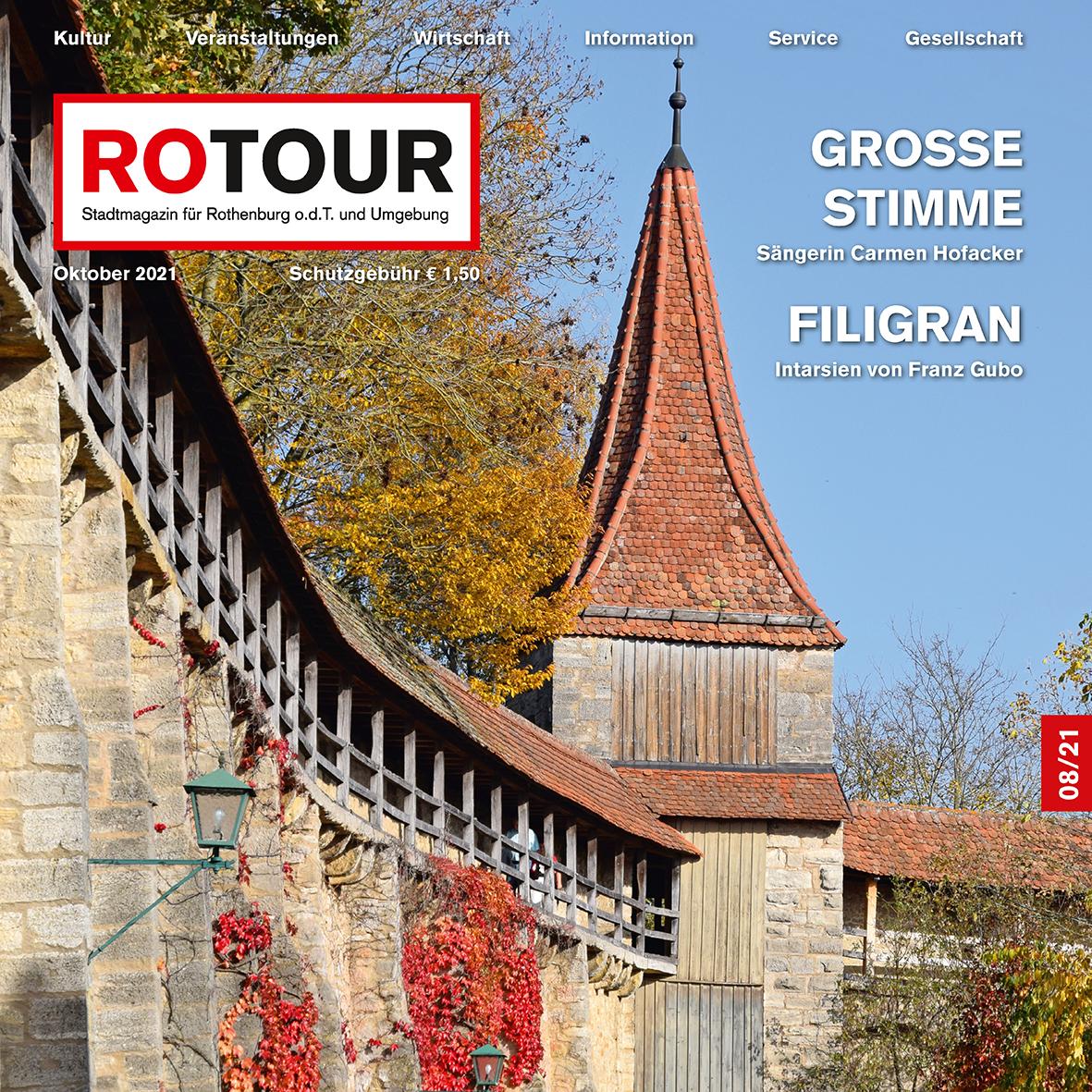 Rotour Umschlag Oktober